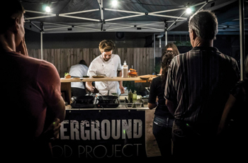 Underground Food Project